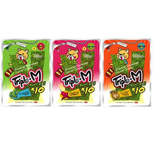 10pkts Seaweed - Triple M