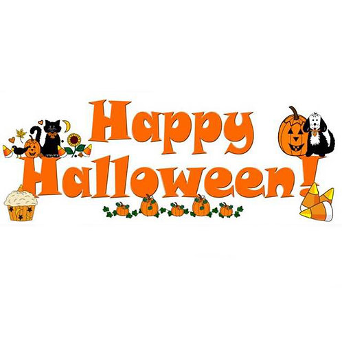 20pcs Sticker Seal - Halloween 001