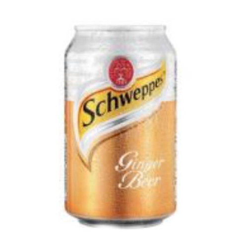 10cans Gingerbeer
