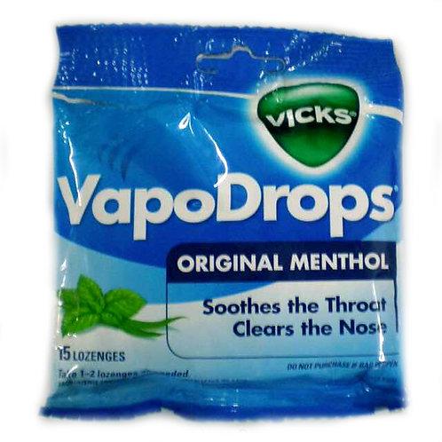 20pcs Vicks Vapodrops