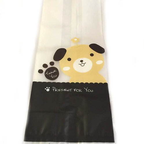20pcs Plastic Bag without seal - Medium