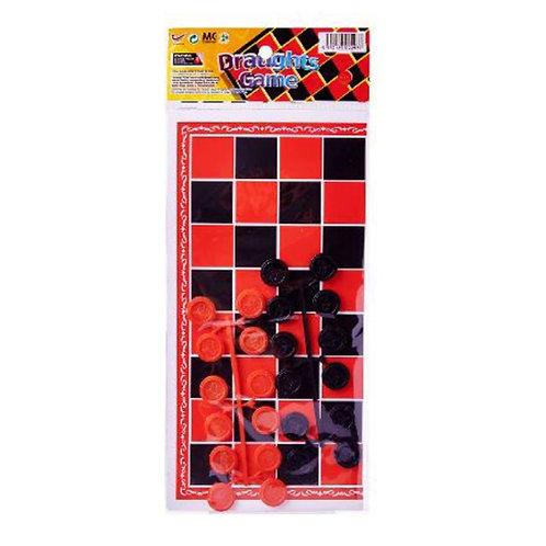 10pcs Paper Game - Draughts