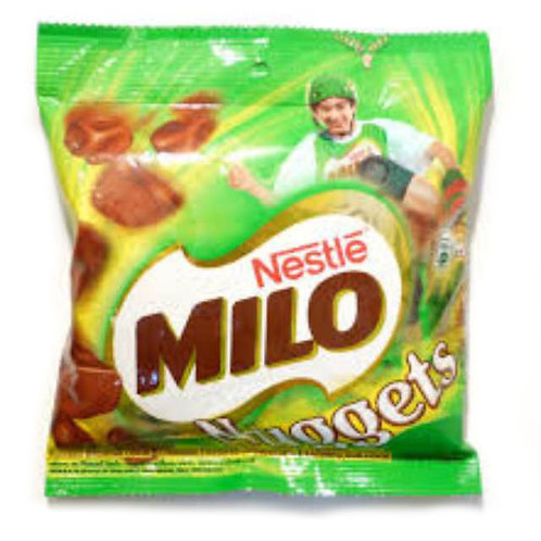 10pkts Milo Nuggets Chocolate - Halal