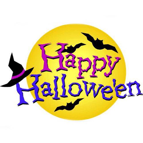 20pcs Sticker Seal - Halloween 002