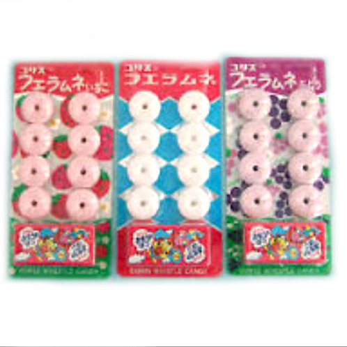 10pkts Whistle Candy