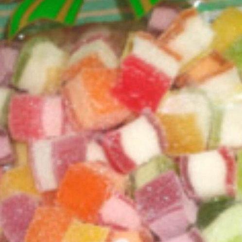 10pkts Halal Gummy Cubes