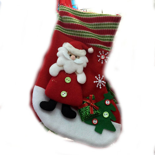 10pcs Stocking - Xmas Christmas
