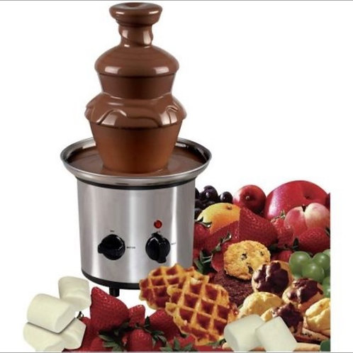 Rent - Chocolate Fountain Package - 16inch Height