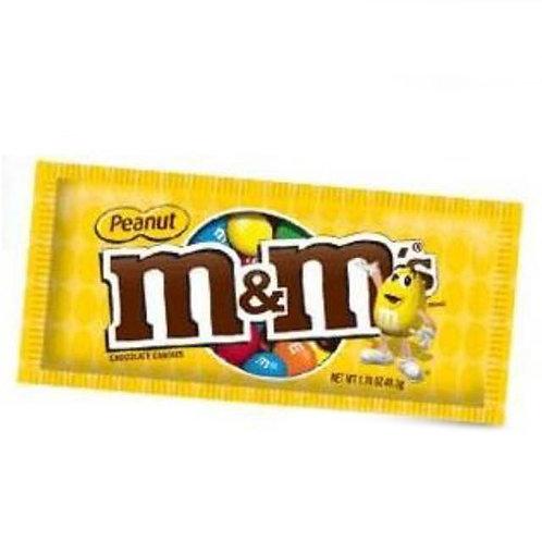 10pkts M&M Peanut