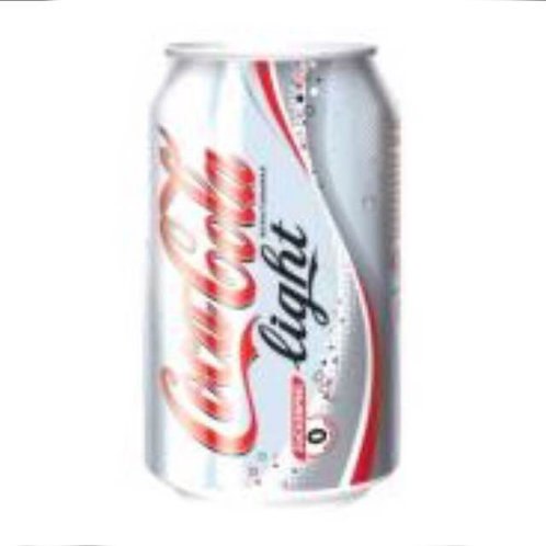 10cans Coke Light