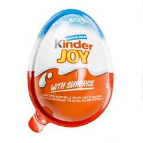 10pcs Kinderjoy Egg - Boy