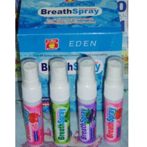 10btls Breath Spray