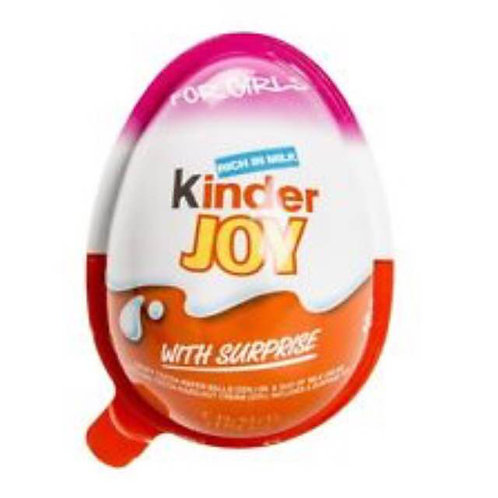 10pcs Kinderjoy Egg - Girl
