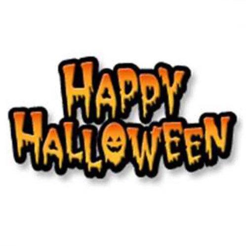 20pcs Sticker Seal - Halloween 005