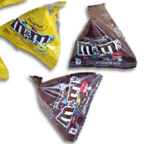 10pkts M&M Milk Chocolate - Funsize