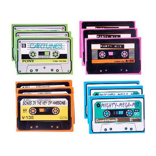 20pcs Notepad - Cassette Design