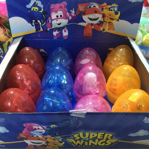 1pc Surprise Eggs - Super Wings