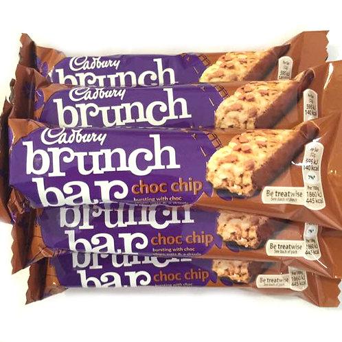 10pcs Cadbury Cereal Bar - Chocolate Chip