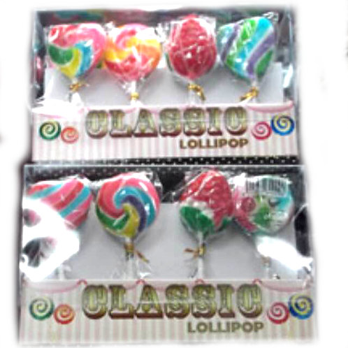 10pcs Lollipop - Classic Dia 5cm