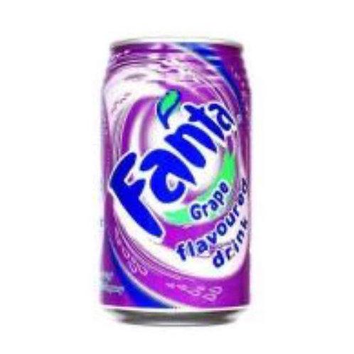 10cans Fanta Grape