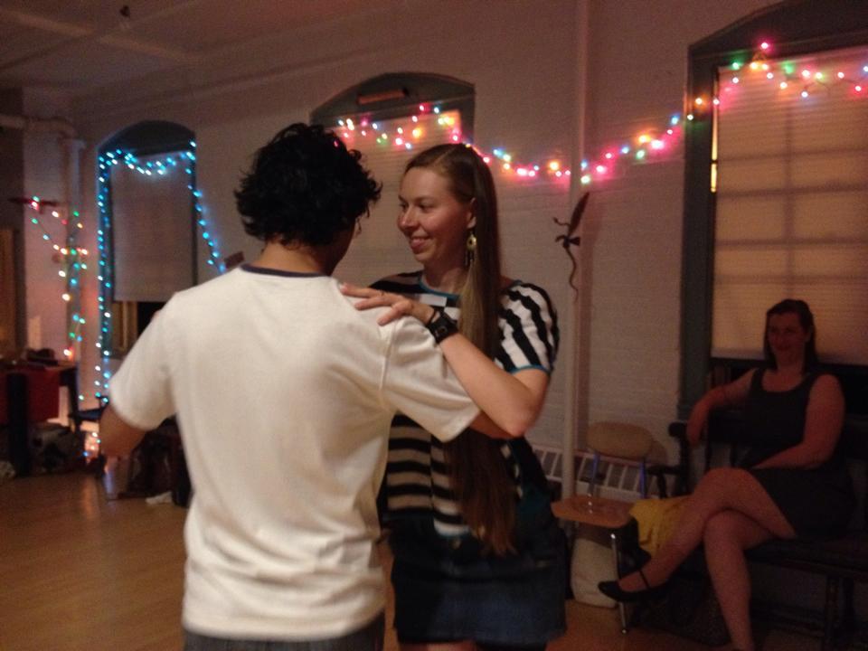 Birthday Argentine Tango