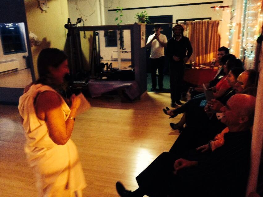 Halloween Argentine Tango