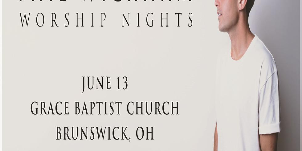 Phil Wickham Worship Nights Tour