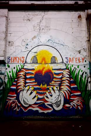 Burns Safely