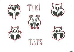 Tiki Tats