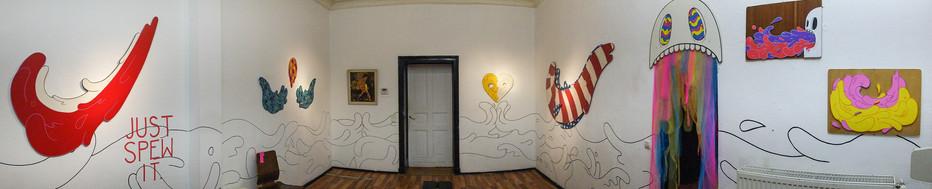 Retramp Gallery Show