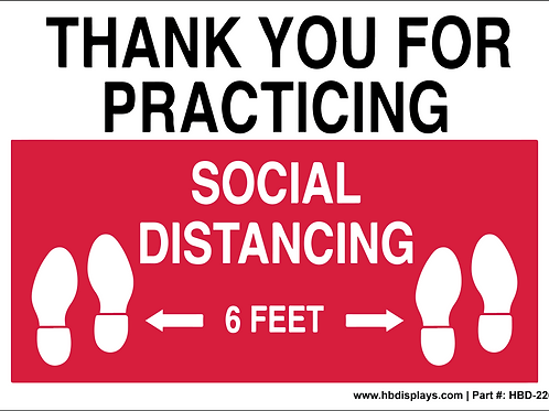 Thank You for Practicing