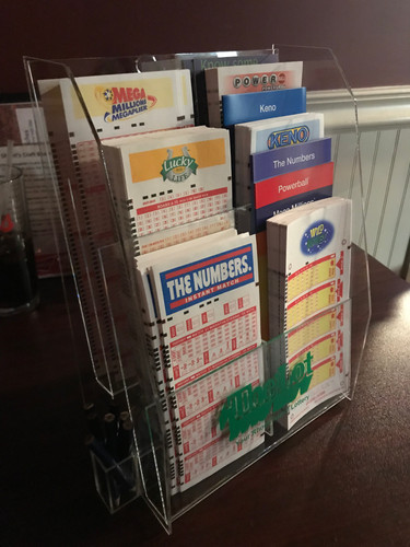 Lottery Display
