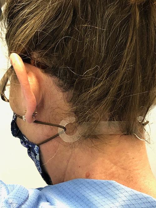 Ear Saver Mask Strap Clip - 10 PK