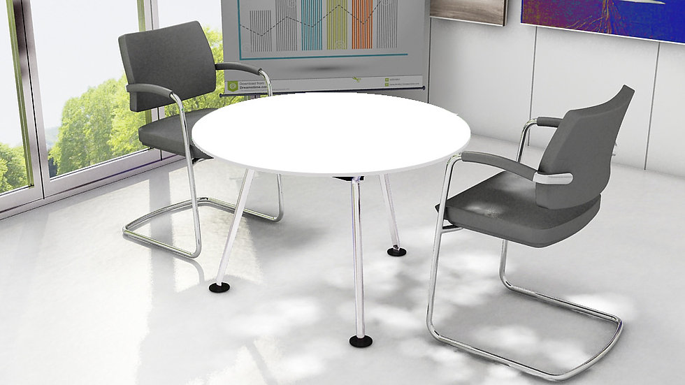 Model 12 - Meeting Table