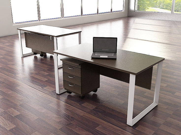 Rectangular Desk - Model 2