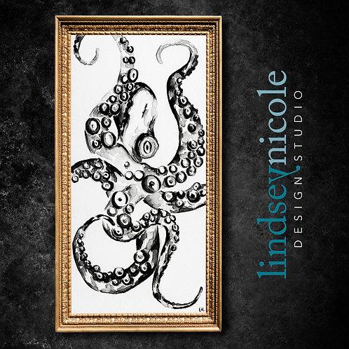 Ink Octopus | ORIGINAL