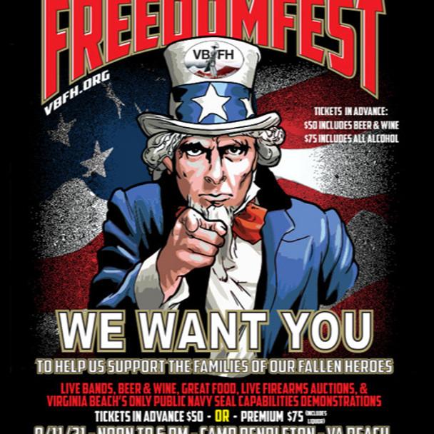 10th Annual FREEDOMFEST 2021