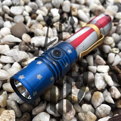 Cerakote Fenix Flashlight | Amphibious Arms