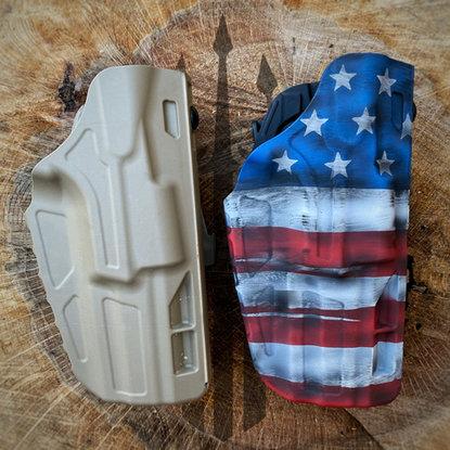 Cerakote Gun Holster | Amphibious Arms