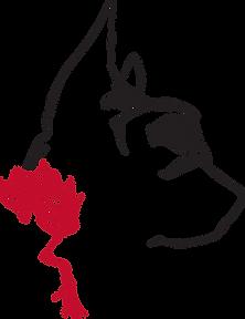 FrogDog Logo_Outline ONLY_BLK.png