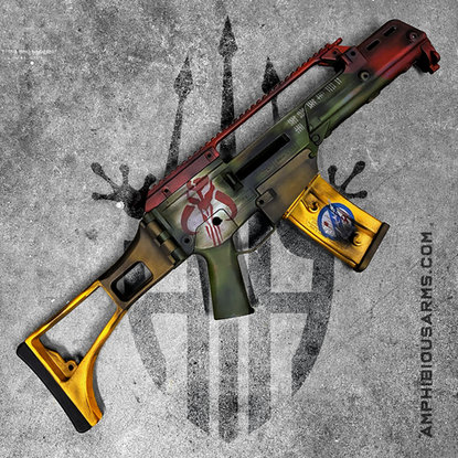 Mandalorian G36 | Cerakote | Amphibious Arms