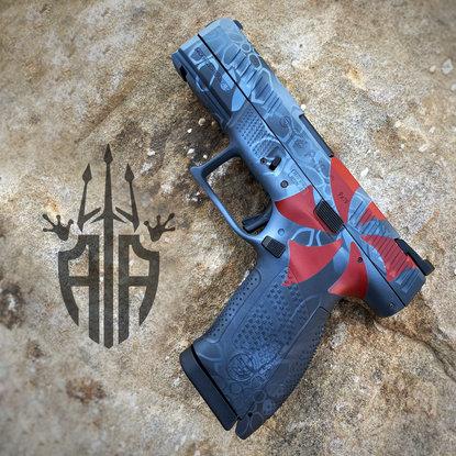 XR 6 Blades Cerakote_Pistol_Amphibious A