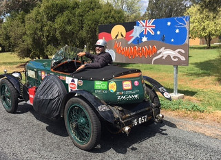 Cathy Freeman Foundation Founding Chairman finishes record breaking 10,000km fundraising road-trip