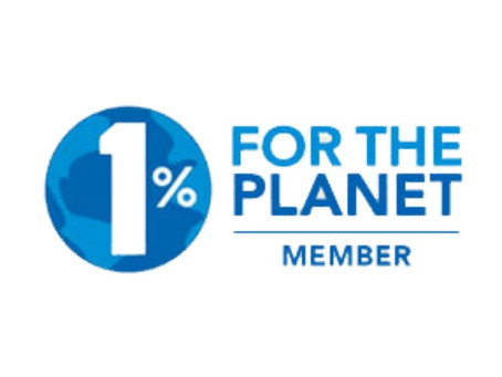 Proud Member and Supporter of 1% For the Planet