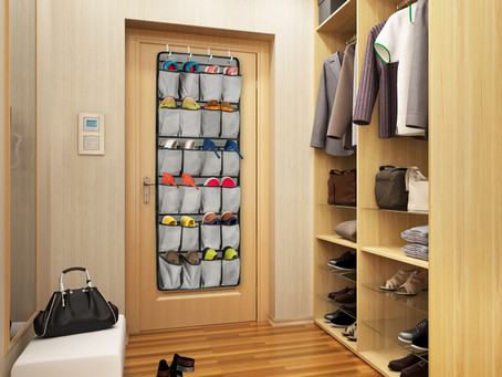 The Ultimate Guide to Over the Door Shoe Organizers
