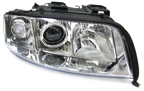 Audi A6 C5 01 04 Lhd Xenon Headlight Right