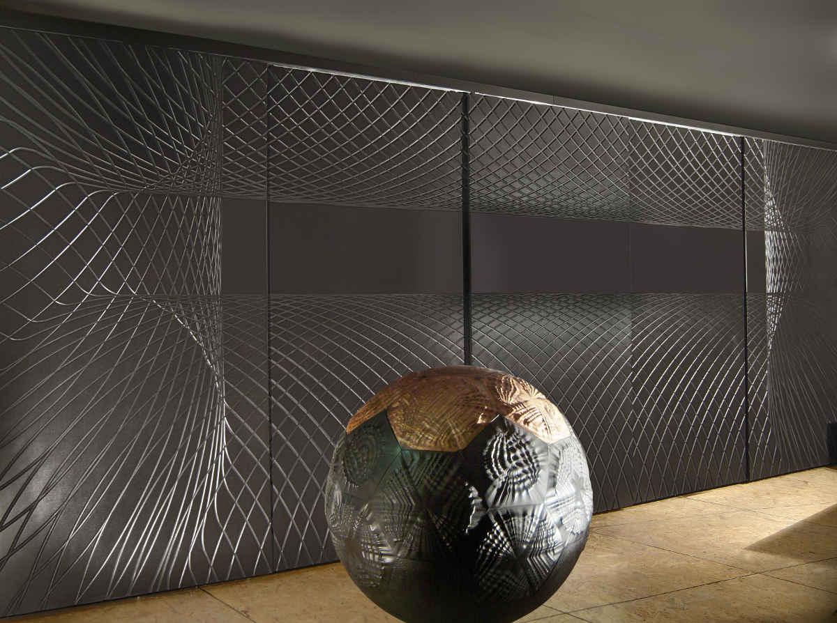 Pannelli decorativi tridimensionali