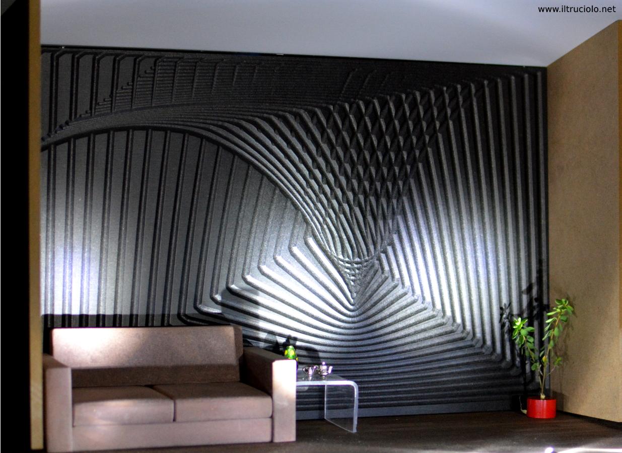 pannelli tridimensionali