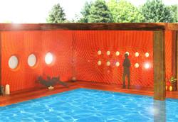 pannelli tridimensionali parete