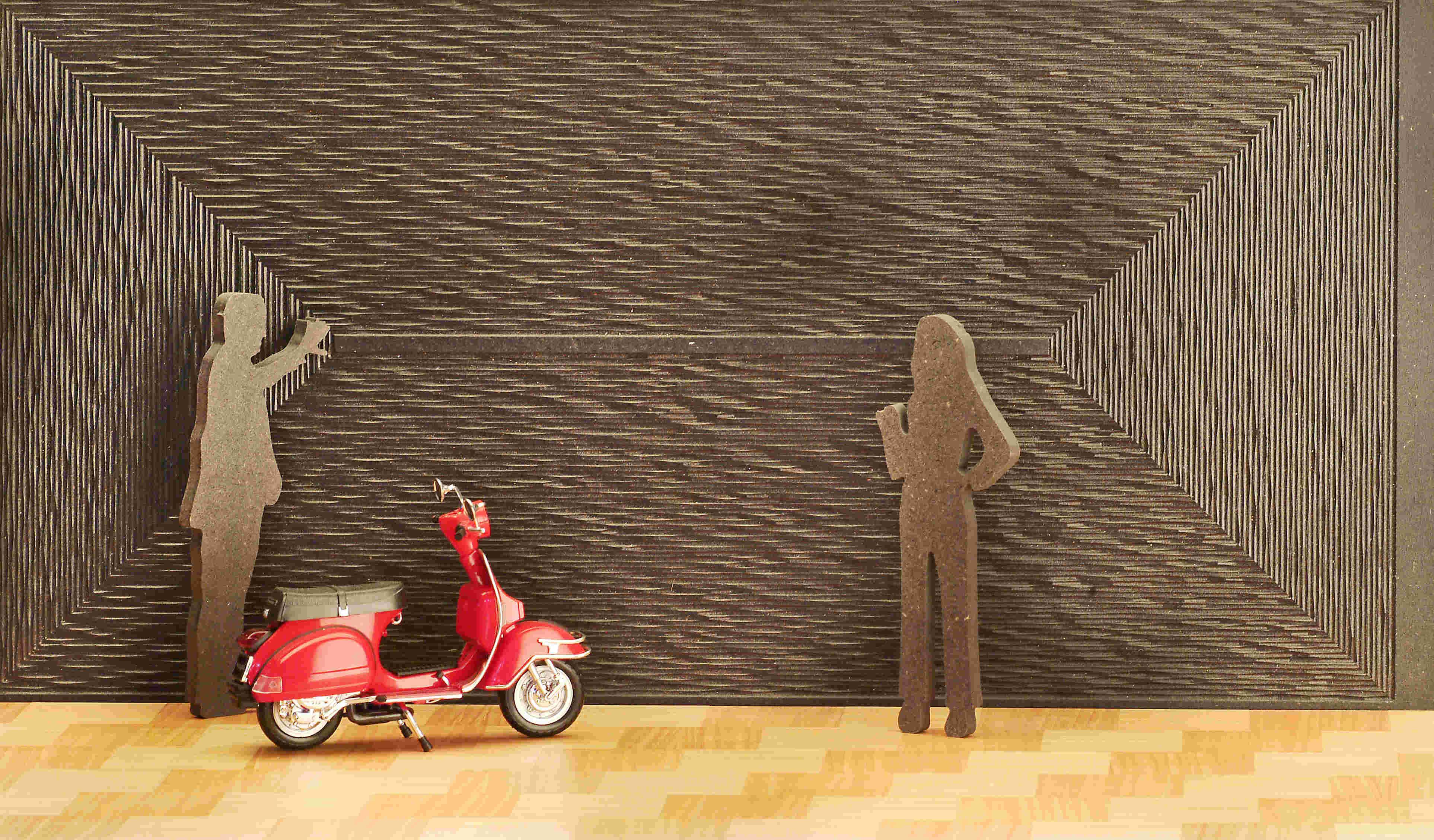 rivestimenti pareti interne soggiorn